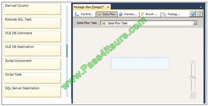 pass4itsure 70-767 exam question q13