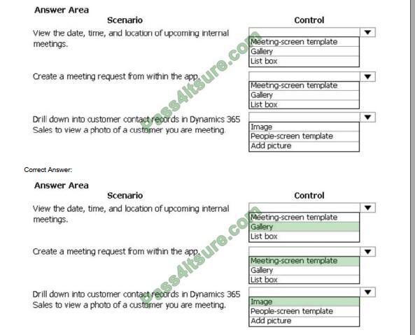 PL-900 exam questions-q5